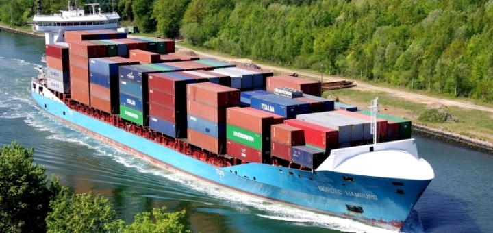 One more new container line in Klaipeda Container Terminal