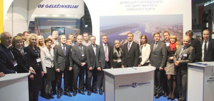Uosto kompanijos prisistatė Baltarusijoje