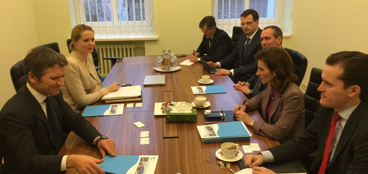 Visit of FEPORT representatives to Lithuania