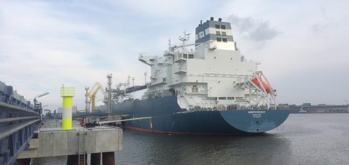 """""""Klaipėdos nafta"""" pradeda skirstyti SGD terminalo pajėgumus kitiems dujų metams"""