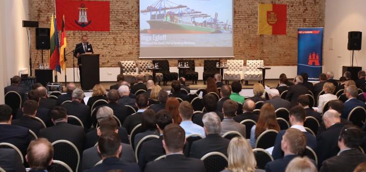 Jūrų transporto sektoriaus forumas Klaipėdoje