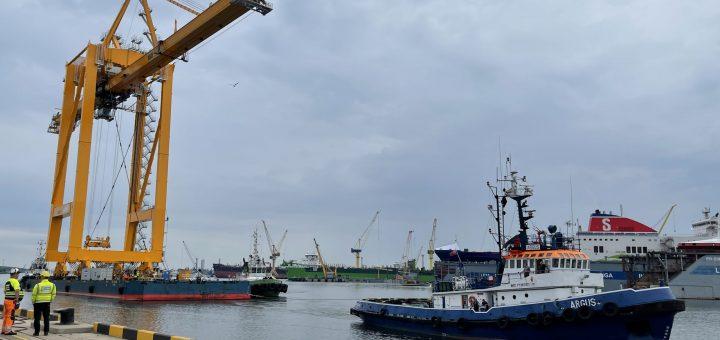 UAB Klaipėdos konteinerių terminale krova bus dvigubai našesnė