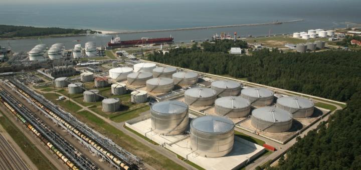 """AB """"Klaipėdos nafta"""" įgyvendino svarbų aplinkos apsaugos projektą"""