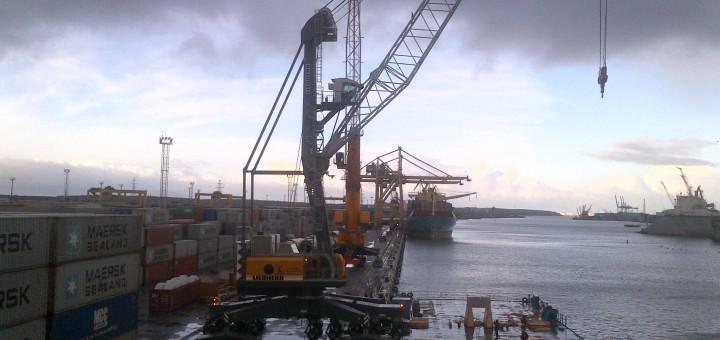 Klaipėdos konteinerių terminalas didina pajėgumus