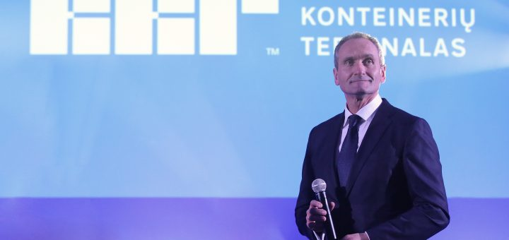 Klaipėdos Konteinerių Terminalas keičia įvaizdį