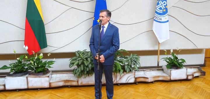 """Klaipėdos uosto paroda """"UOSTO DIREKCIJAI 25: VAKAR, ŠIANDIEN, RYTOJ"""""""