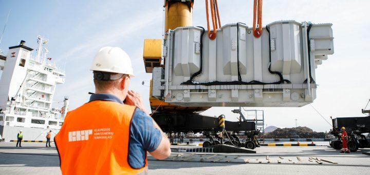 UAB Klaipėdos konteinerių terminalo indėlis energetikos projektuose