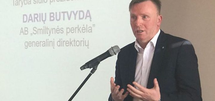 Naujasis pramonininkų prezidentas – Darius Butvydas